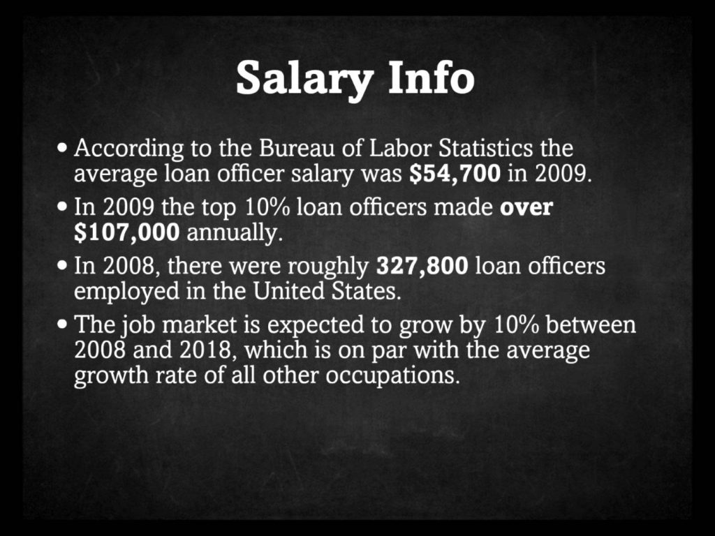 What is a mortgage brokers salary